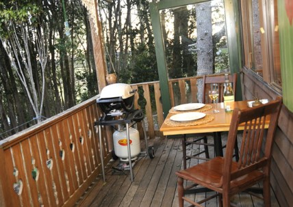 Bavarian Hut and Cottages - Accommodation Yamba