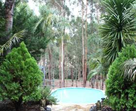 Fern Gulley Retreat - Accommodation Yamba