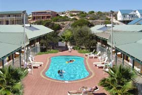 Bay Lodge Economy Beachfront - Accommodation Yamba