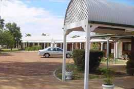 Landsborough Lodge Motel - Accommodation Yamba
