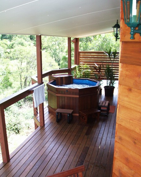 Ravensbourne Escape Holiday Cottages - Accommodation Yamba