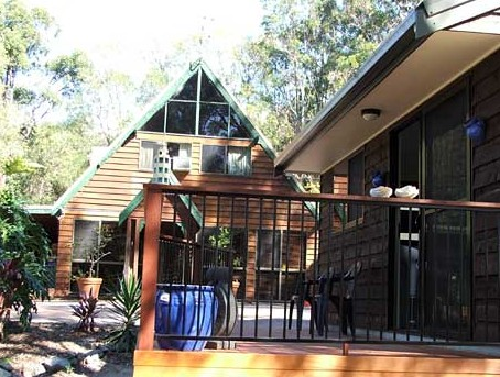 Harmony Nature Retreat - Accommodation Yamba