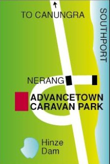 Advancetown Caravan Park - Accommodation Yamba
