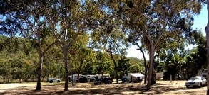 Barracrab Caravan Park - Accommodation Yamba