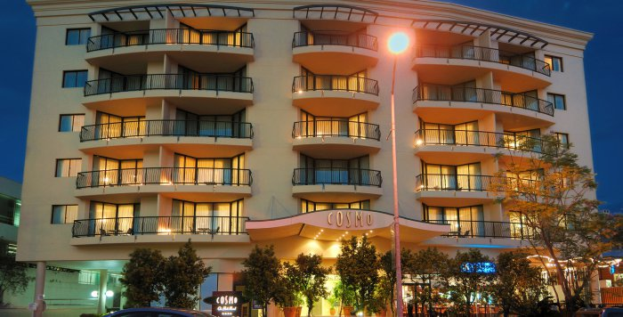 Central Cosmo Apartments - Accommodation Yamba