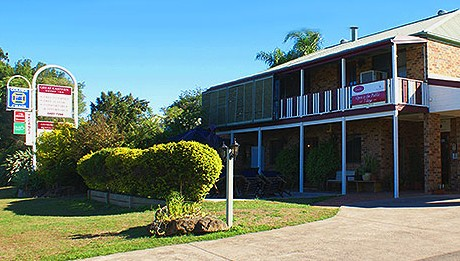 Great Eastern Motor Inn - Accommodation Yamba