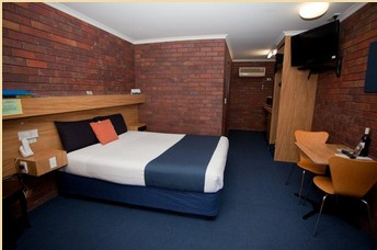 Comfort Inn Blue Shades - Accommodation Yamba
