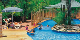 Happy Hallidays Holiday Park - Accommodation Yamba