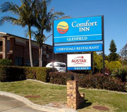 Comfort Inn Glenfield - Accommodation Yamba