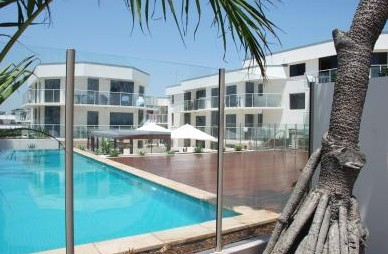 Bayview Beachfront Apartments - Accommodation Yamba