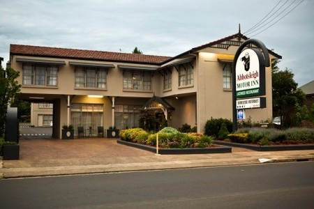 Abbotsleigh Motor Inn - Accommodation Yamba