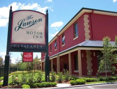 The Lawson Motor Inn - Accommodation Yamba