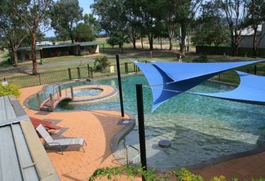 Valley Vineyard Tourist Park - Accommodation Yamba