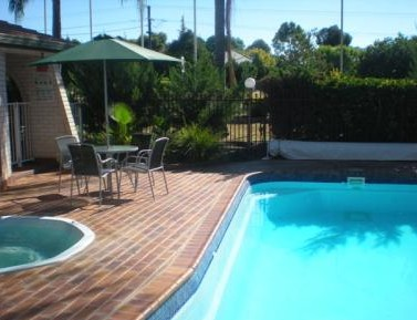 Tamworth Motor Inn - Accommodation Yamba