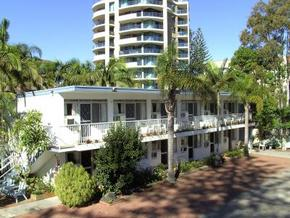 Great Lakes Motor Inn - Accommodation Yamba