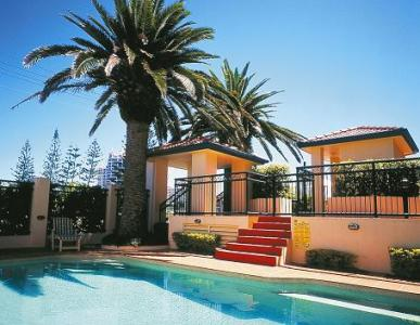 Island Beach Resort - Accommodation Yamba