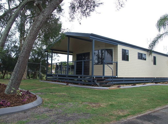 Happy Wanderer Village Caravan Park - Accommodation Yamba