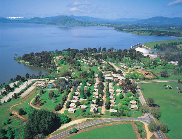 Lake Hume Resort - Accommodation Yamba