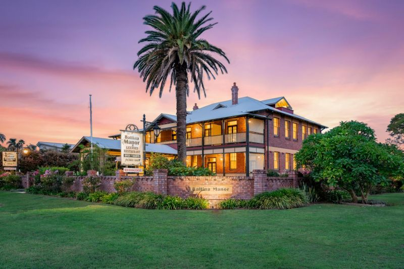 Ballina Manor Boutique Hotel  - Accommodation Yamba