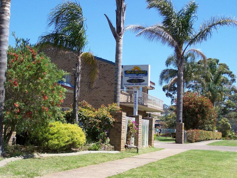Beachfront Units Merimbula - Accommodation Yamba