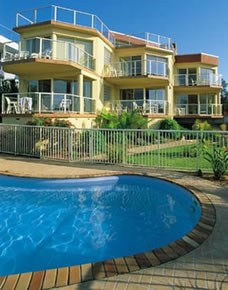 A Baywatch Apartments - Accommodation Yamba