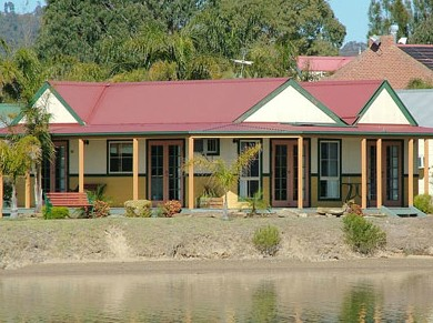 Coachhouse Marina Resort Batemans Bay - Accommodation Yamba