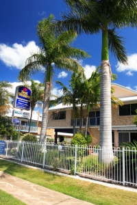 Ambassador Motor Lodge Best Western - Accommodation Yamba