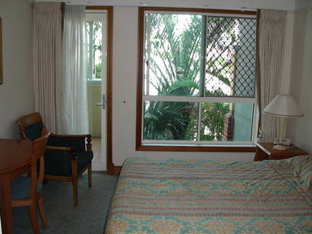 City Park Serviced Apartments - Accommodation Yamba