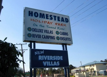 Homestead Holiday Park - Accommodation Yamba