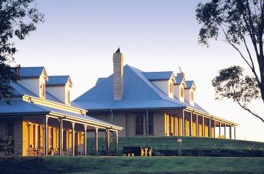 Berenbell Vineyard Retreat - Accommodation Yamba