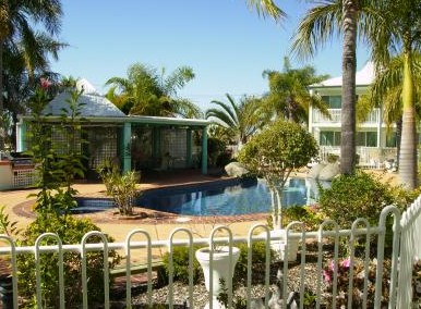 Reef Adventureland Motor Inn - Accommodation Yamba