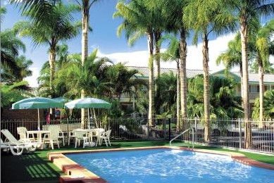 Forster Palms Motel - Accommodation Yamba