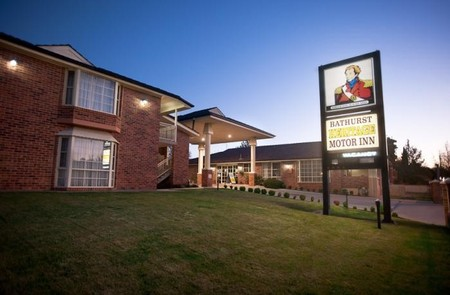Bathurst Heritage Motor Inn - Accommodation Yamba
