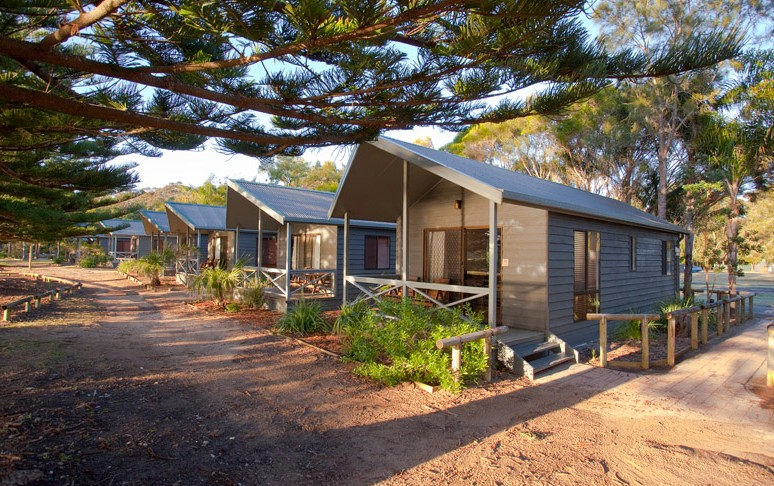 Murramarang Ecotourism Resort Eco Point - Accommodation Yamba