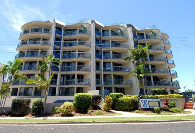 Excellsior Holiday Apartments - Accommodation Yamba