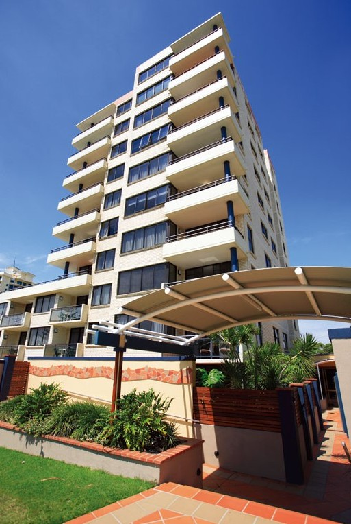 Windward Apartments - Accommodation Yamba
