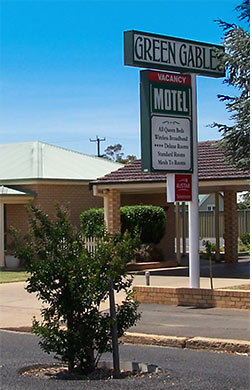 Green Gables Motel - Accommodation Yamba