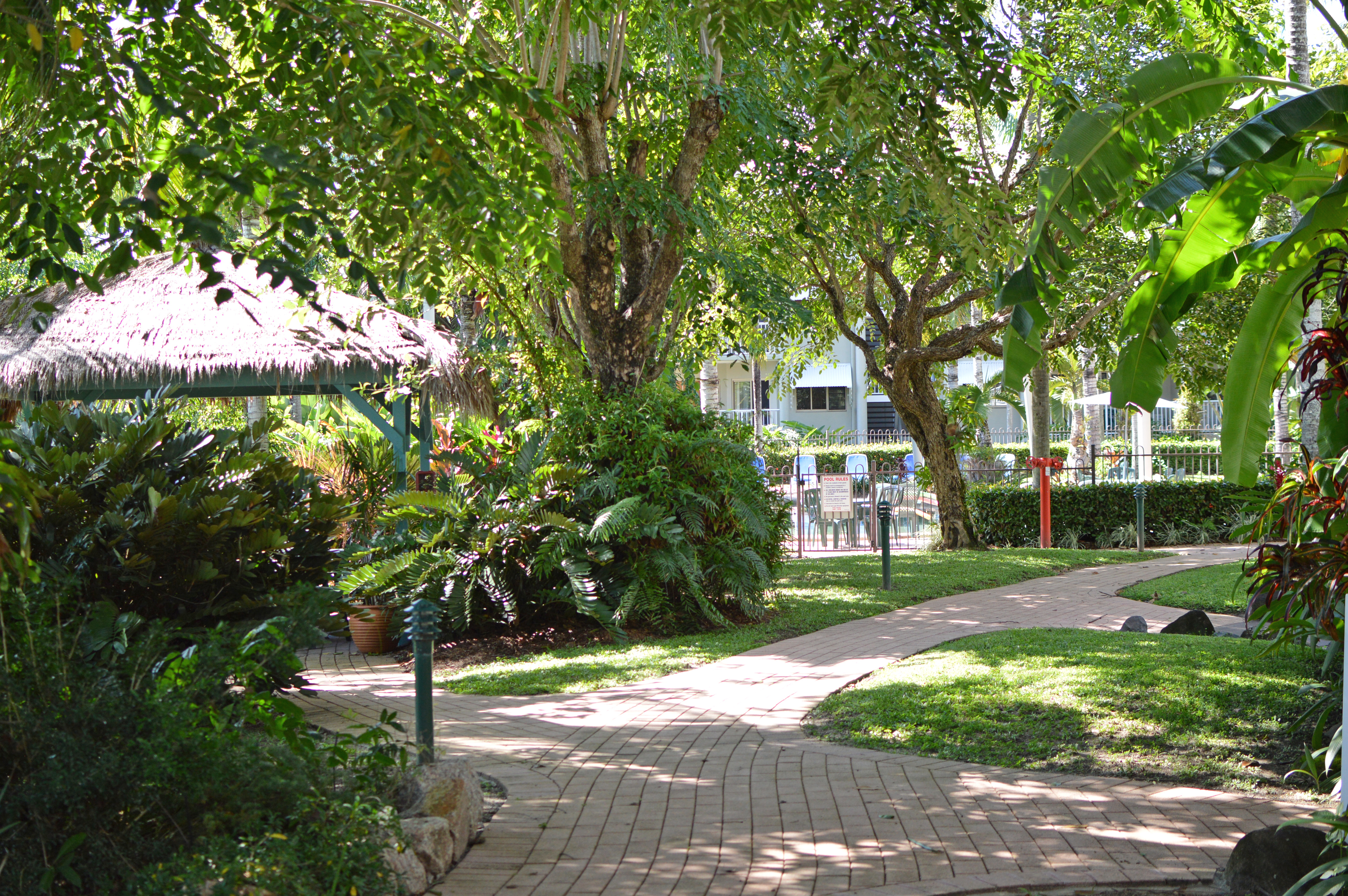 Cairns Beach Resort - Accommodation Yamba
