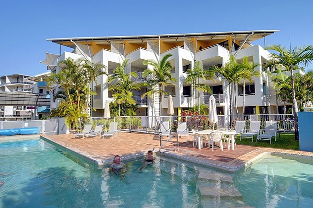 The Beach Club Resort - Mooloolaba - Accommodation Yamba