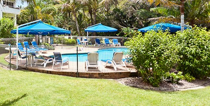 The Islander Holiday Resort - Accommodation Yamba