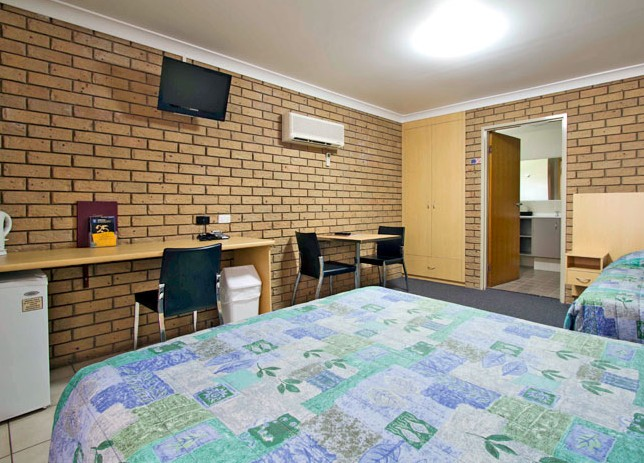 Sunray Motor Inn Toowoomba - Accommodation Yamba