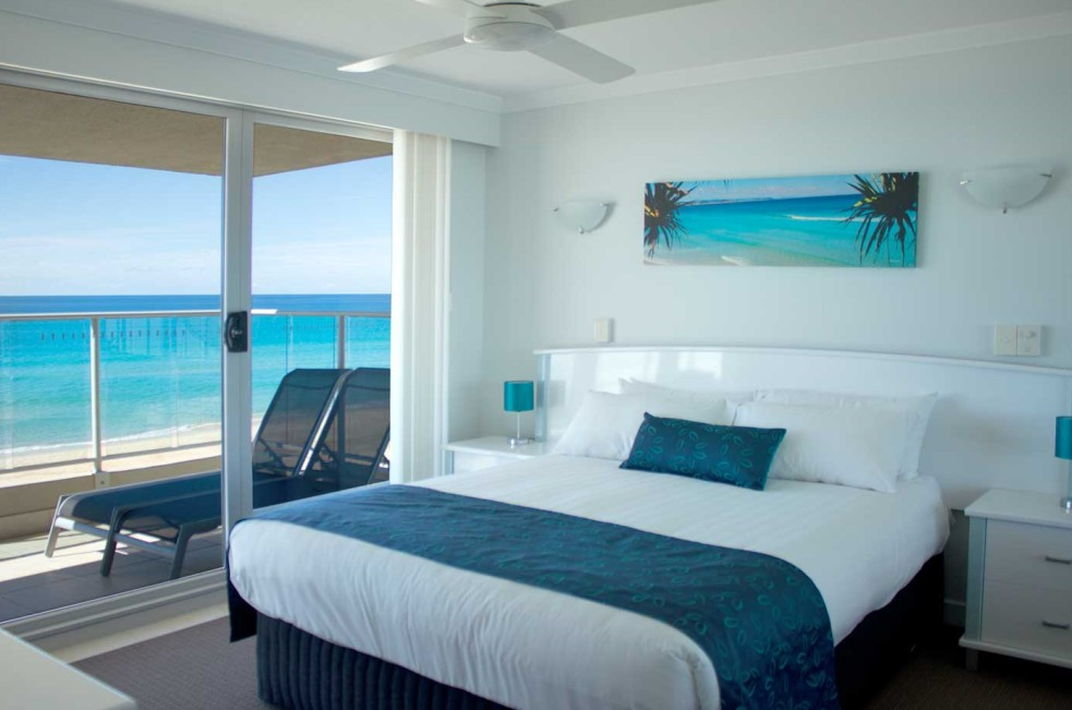 Pacific Surf Absolute Beach Apartments - Accommodation Yamba
