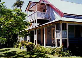 Wynyabbie House - Accommodation Yamba