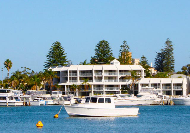 Pier 21 Apartment Hotel Fremantle - Accommodation Yamba