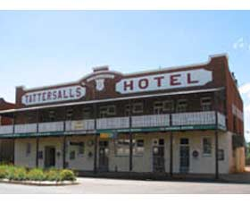 Tattersall Hotel Baradine - Accommodation Yamba