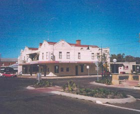 Namoi Hotel Motel - Accommodation Yamba