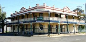 Royal Hotel Boggabri - Accommodation Yamba