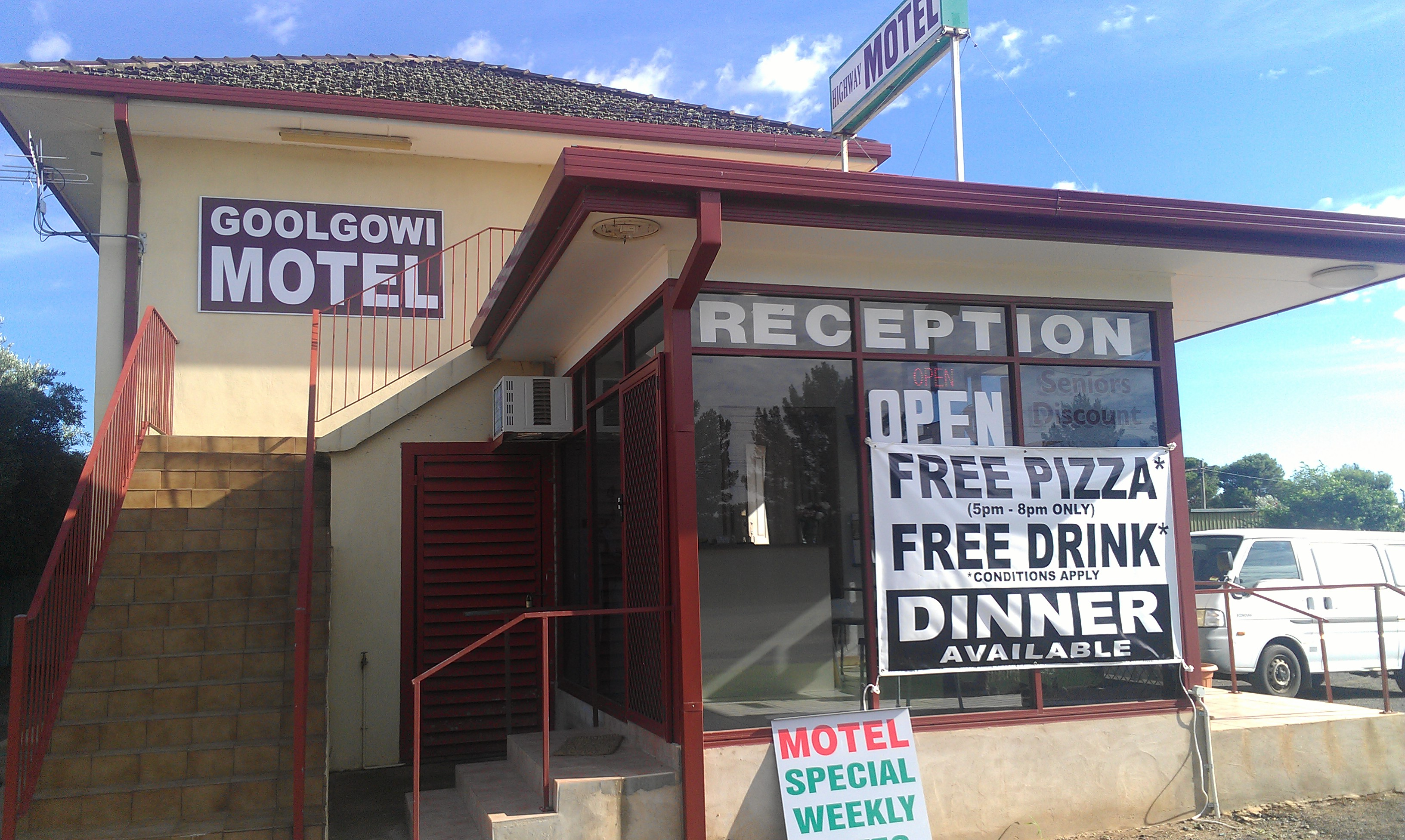 Royal Mail Hotel Goolgowi - Accommodation Yamba
