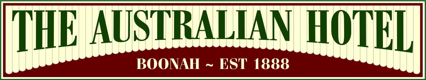 Australian Hotel - Boonah - Accommodation Yamba