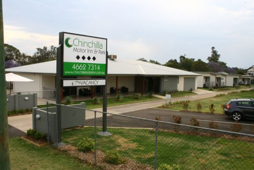 Chinchilla Motor Inn - Accommodation Yamba